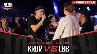 KROM vs. LBB - Takeover Freestylemania | Berlin 22.06.19 (Finale)