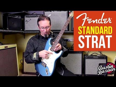 Fender Standard Stratocaster Demo | Fender Standard Strat