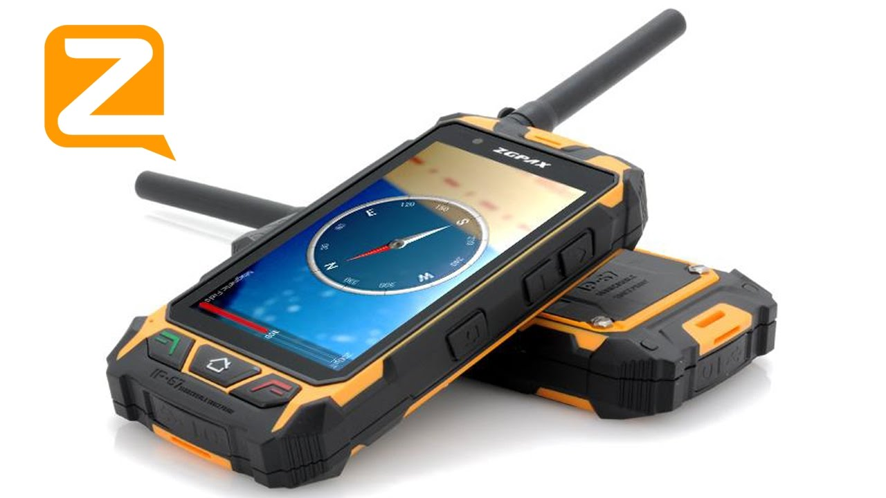 Turn your phone into a Walkie Talkie