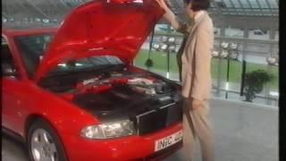 Audi A4 Video Betriebsanleitung 1995