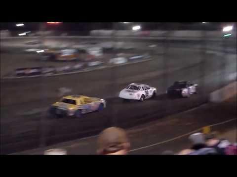 IMCA Stockcars Main Event - Bakersfield Speedway - 9.16.17