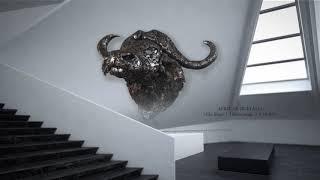 Thomas van Gylswyk Sculpture Exhibition