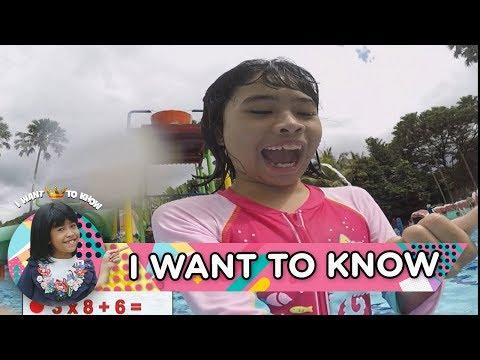 Alifa Diketawain Bastian & Romaria Nih Gara Gara Ga Bisa Ngitung - I Want to Know (18/2)