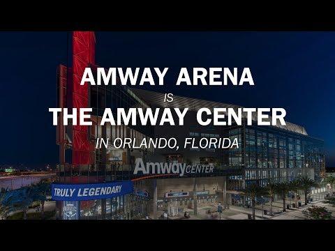 Amway Arena: Orlando's Amway Center | Amway