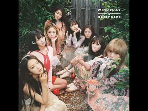 OH MY GIRL (오마이걸) - WINDY DAY (윈디데이) [MP3 Audio]