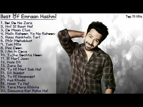 Top 20 Songs Of Emraan Hashmi |Best Of Emraan Hashmi Songs | Jukebox