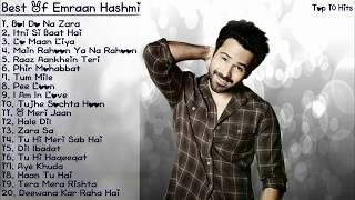 top 20 songs of emraan hashmi best of emraan hashmi songs jukebox