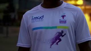 The Charkop Marathon - Run for Resolution 2018