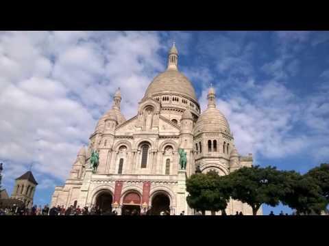 Paris (France) in 5' minutes. Paris (França) em 5' minutos. Travel Trip Viagem