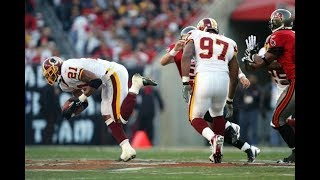 Redskins Vs Buccaneers 2005 Wild Card Round Highlights