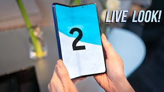 Samsung Galaxy Z Fold 2 LOOKS SO GOOD!