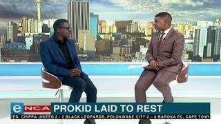 ProKid's funeral