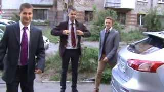 Свадьба Днепродзержинск утро жениха (концовка) Дядя Видик