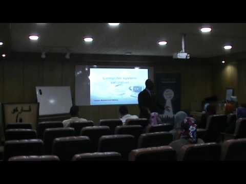 System validation part 1 by Dr Yasser Mekky