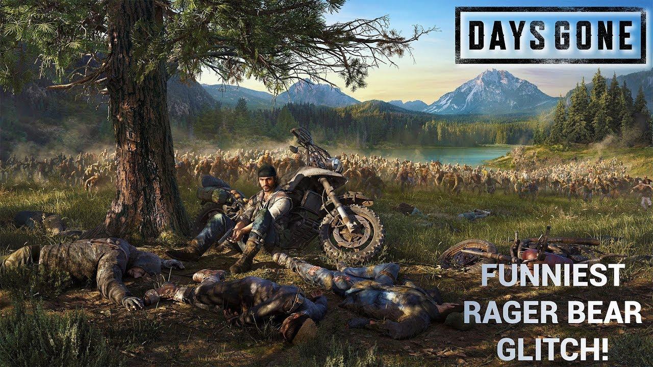 Watch Days Gone Eliminating 3500+ Freakers Horde Challenge (Days