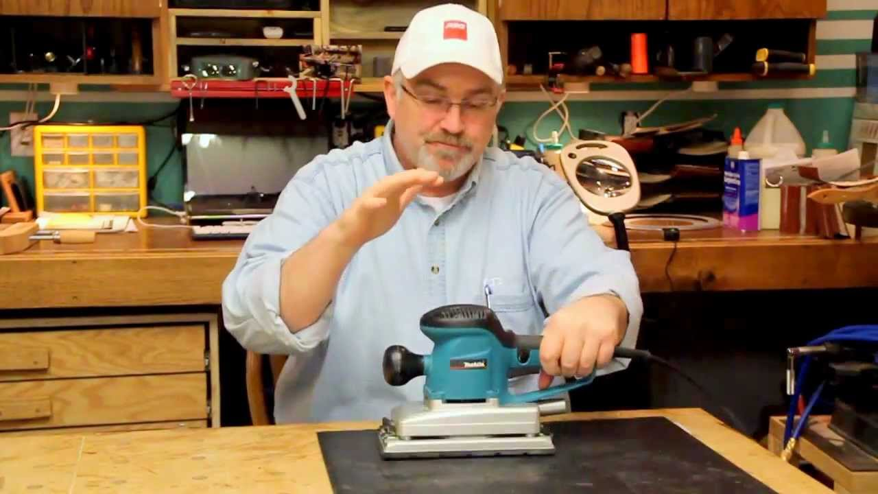 Ep 1 New Makita Half Sheet Sander Review Updated Youtube