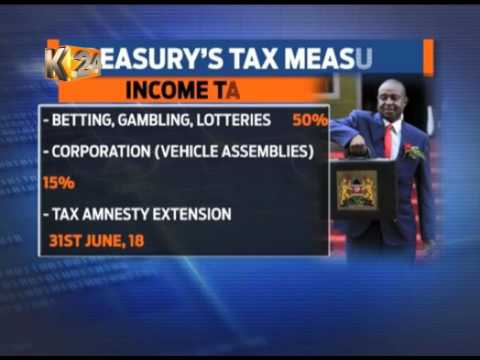 CS Rotich avoids tax increases on incomes