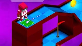 MINI GOLF BUDDIES GAME LEVELS 46-60 Walkthrough