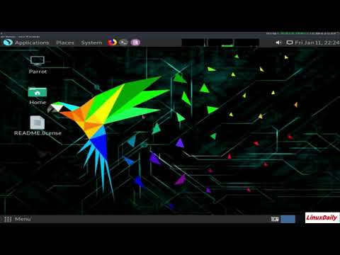 Parrot Security OS | Distro Review 19