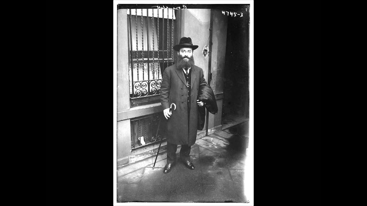 Cantor yossele Rosenblatt - Brich Shemey