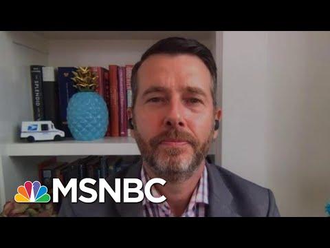 David Plouffe: Joe Biden's 'Task Tonight' To Lock His Base In | MTP Daily | MSNBC