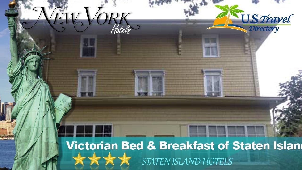 Victorian Bed Breakfast Of Staten Island Hotels New York