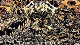 RUIN (USA) - Human Annihilation [Full-length Album] Death Metal