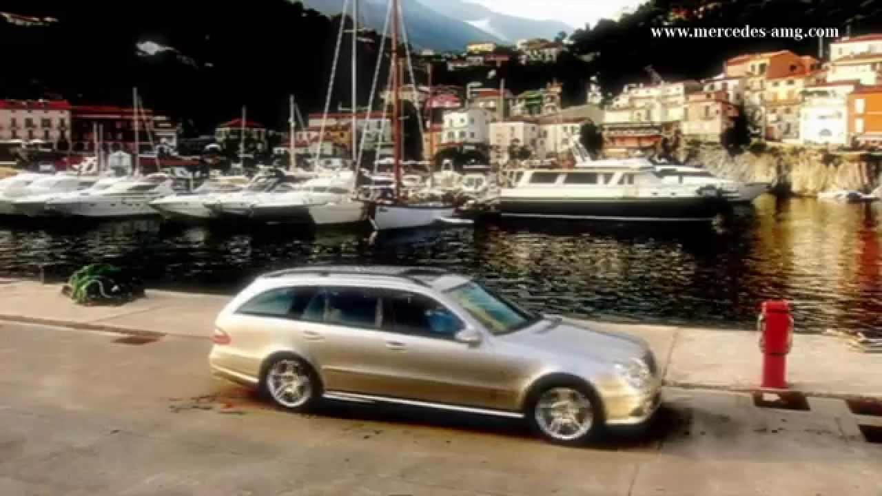 All Types 2003 mercedes e55 amg : 2003 Mercedes-Benz S211 E-Class E55 AMG Estate - YouTube