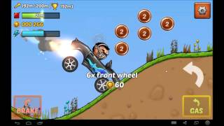 Mad Puppet Racing Big Hill android game first look gameplay español