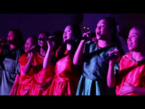 Perayaan Natal GBI Ampera Kingdom Glory