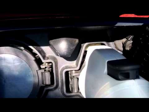 Nissan Leaf Portable EVSE unlock