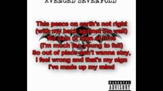 Скачать Avenged Sevenfold Afterlife Lyrics