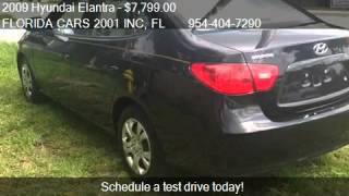 2009 Hyundai Elantra  - for sale in WEST PARK , FL 33023