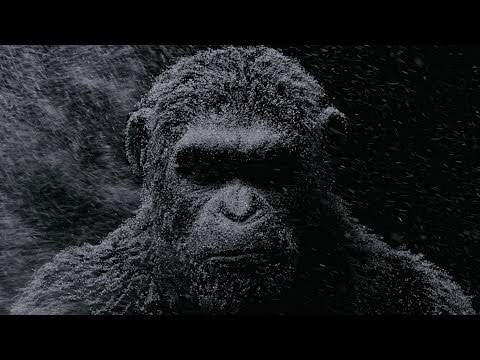 War for the Planet of the Apes | New York Comic-Con Digital Billboard