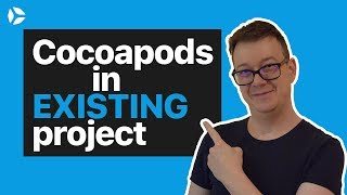 Installing Cocoapods in an Existing Project (FAST)
