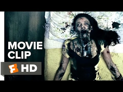 The Hive Movie CLIP - You Don't Need to Help Us (2015) - Horror Thriller HD thumbnail