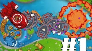 Bloons Monkey City - Where Does The Rive...