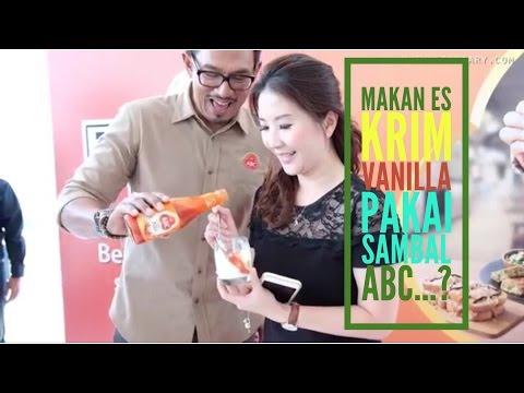 Myfunfoodiary: Makan Es Krim Vanilla dengan Saos Sambal ABC? - 동영상