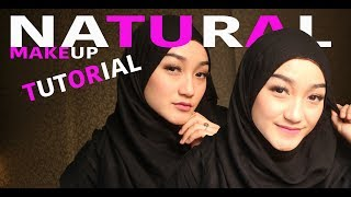 #VLOG 2 - NATURAL MAKEUP TUTORIAL ALA PRAMUGARI KU