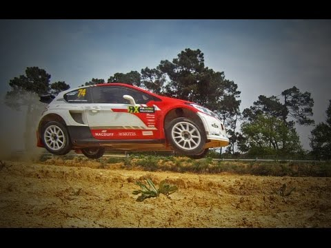 Albatec Racing // test with Jerome Grosset-Janin and James Grint