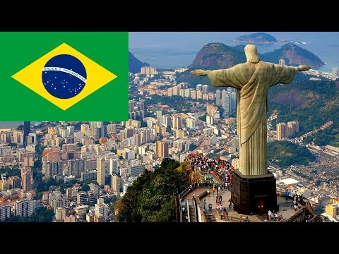 Top 10 Interesting Facts About Brazil || Pastimers