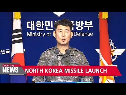 N. Korea fires ICBM, reaches highest altitude yet