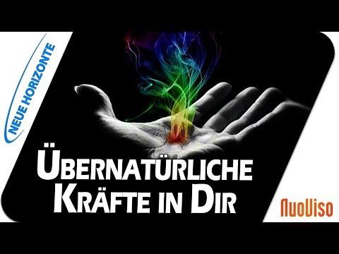 Die übernatürlichen Kräfte in uns - ab jetzt natürlich im Alltag - Viktor Heidinger