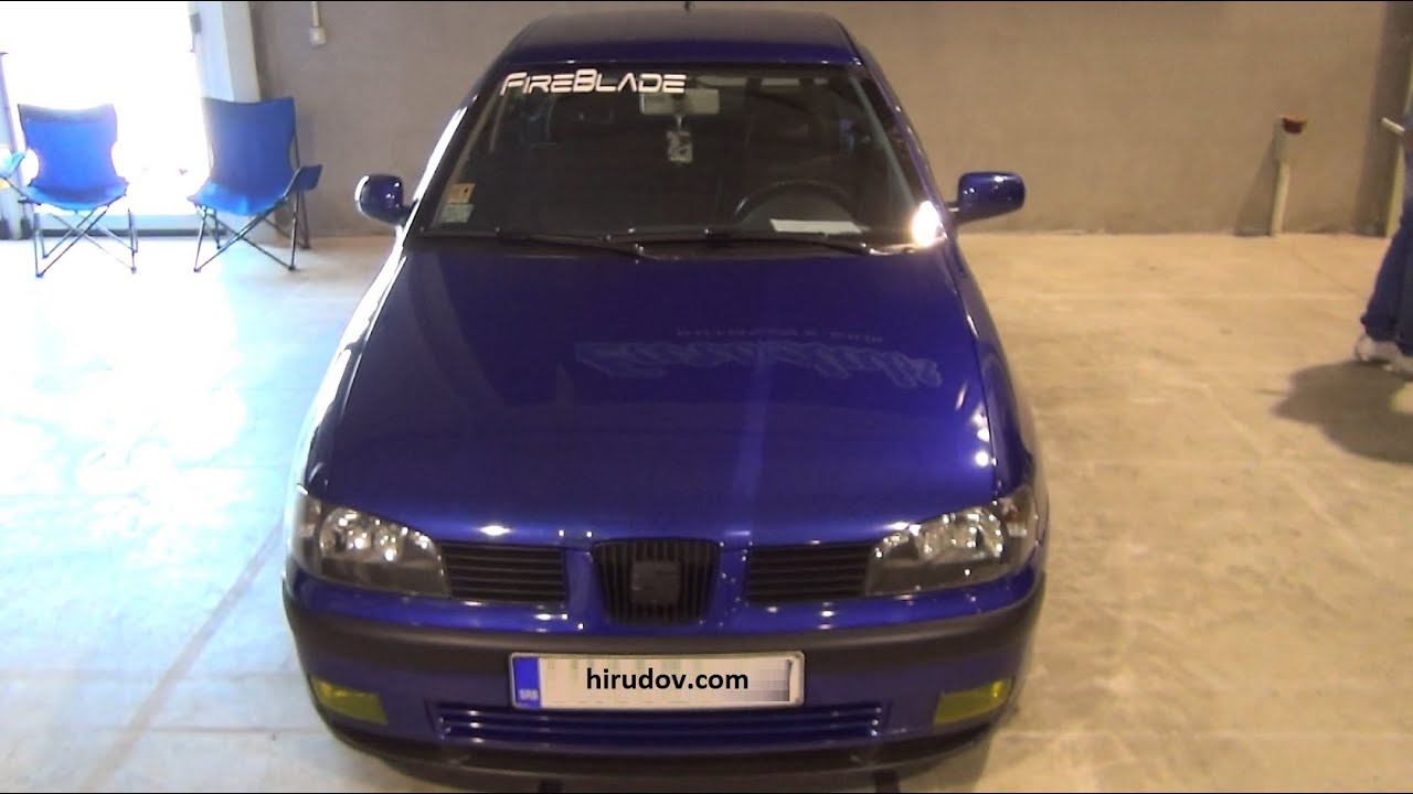 seat ibiza tuned 2001 exterior and interior in 3d 4k uhd youtube. Black Bedroom Furniture Sets. Home Design Ideas