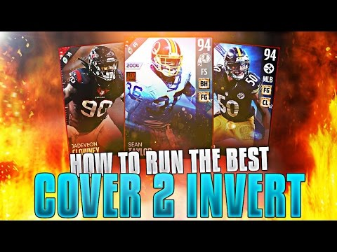 HOW TO RUN THE BEST DEFENSE! INSANE HEAT AND GREAT COVERAGE! | MADDEN 17