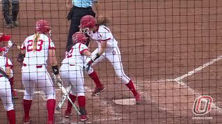 Highlights: Softball vs. USD