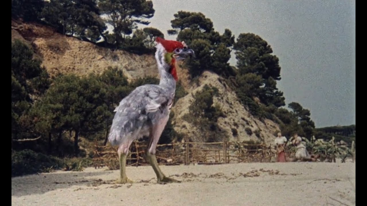 Download Mysterious Island (1961) Giant Chicken Attack