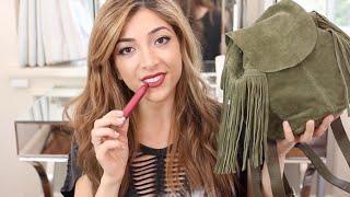 Autumn Favourites & Essentials! Beauty, Fashion & More!   Amelia Liana ad