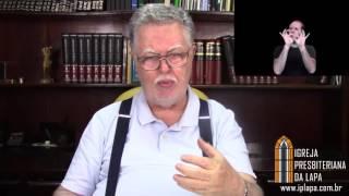 Fome da Palavra - Deus o nosso Único Bem - Rev. George Alberto Canelhas