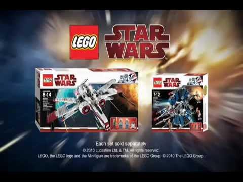 2010 LEGO STAR WARS - Arc 170 Starfighter 8088